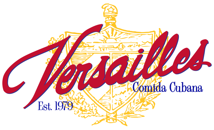 Versailles Cuban Food Logo